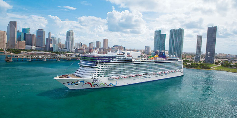 epic largest cruise ship miami