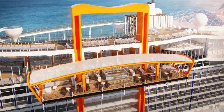 New Cruise Ships Launching In 2018