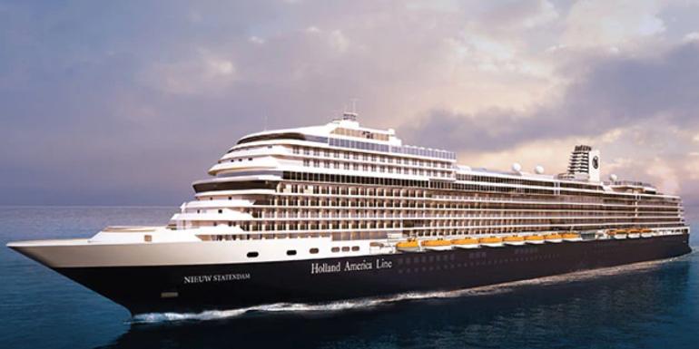 holland america nieuw statendam cruise 2018