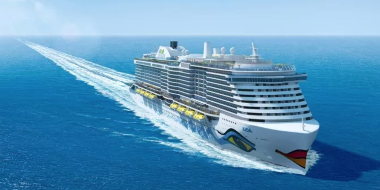 aidanova cruises new ship 2018 aida