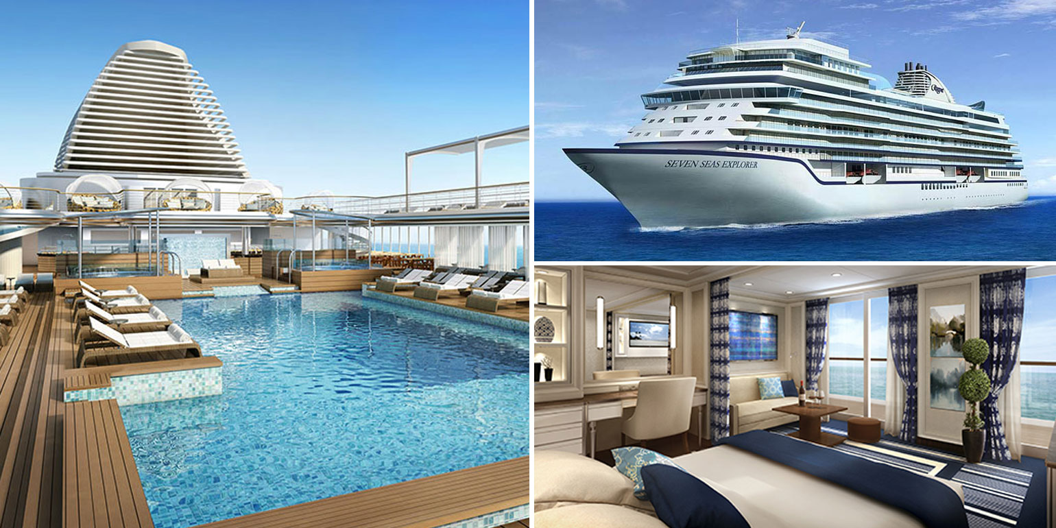 New Cruise Ships Sailing In 2016