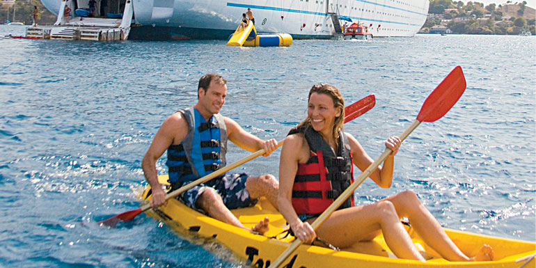 windstar watersports cruises without kids children
