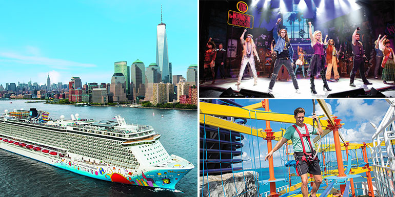 norwegian cruise tips
