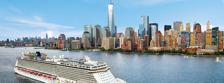 This famous NY ensemble christened the Norwegian Breakaway, with some members still hopping on board for select sailings.