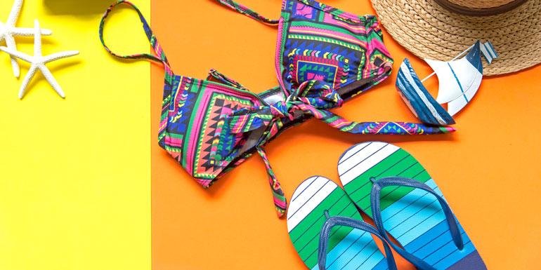bikini sandals cruise dress code