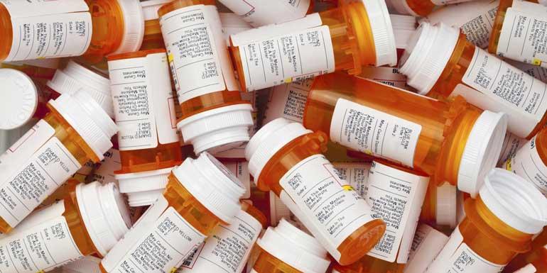 pills medicationson a cruise ship
