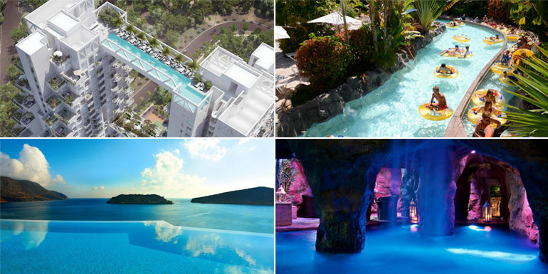 9 Pools We'd Love to See on Cruise Ships