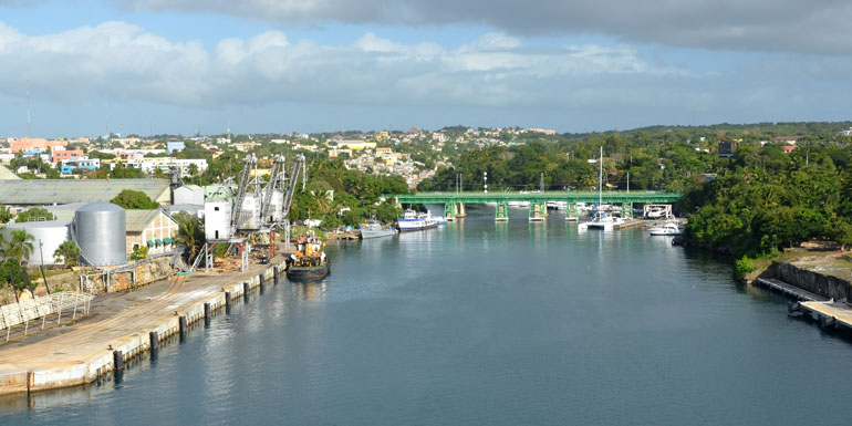 la romana bad cruise ship ports