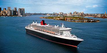 transatlantic cruise crossing new york london