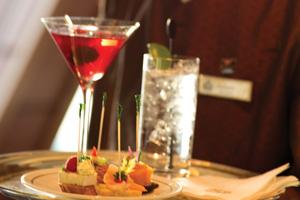 best cruise drink lists gin cunard
