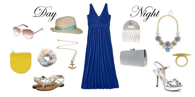 How To Take Your Cruise Dress From Day To Evening