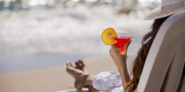 best cruise line quiz woman beach
