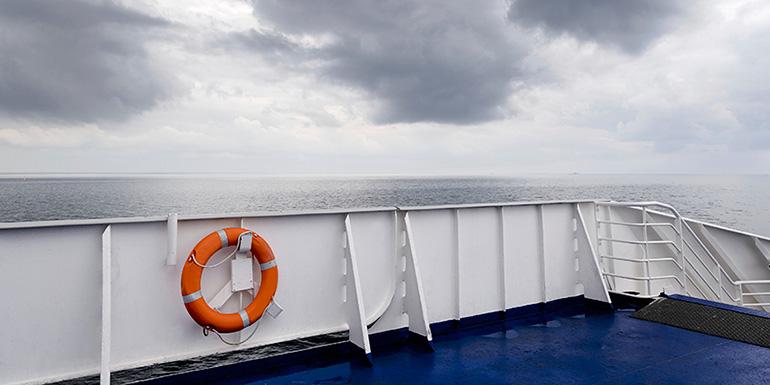 prevent seasickness