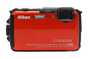 waterproof camera nikon coolpix aw110