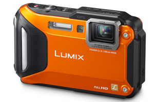 waterproof camera panasonic lumix ts5