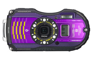 waterproof camera pentax wg 3