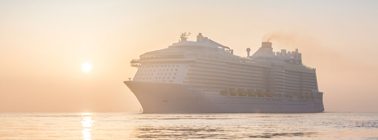 """What is a cruise ship's """"berth""""?"""