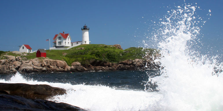 canada new england rough water seas