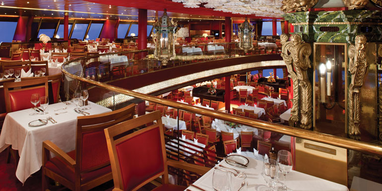 holland america veendam dining room