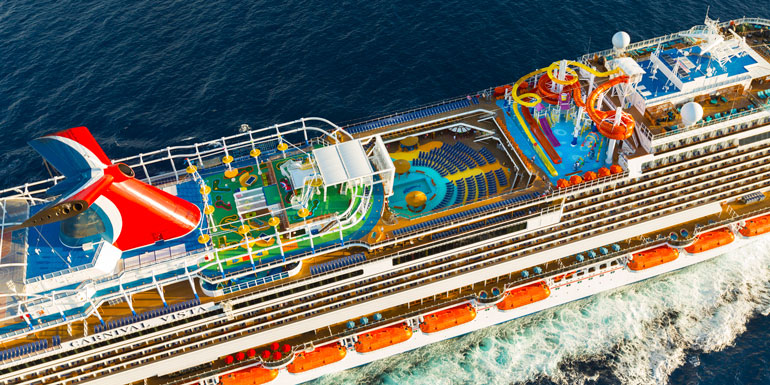 The 7 Best Ships For First Time Cruisers