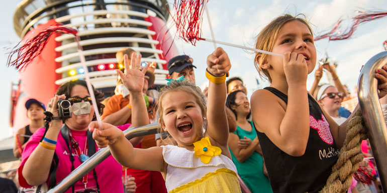 Single Parents Cruise with Ease on Disney Cruise Line