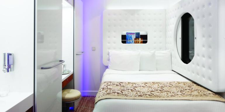 norwegian cruise line pride studio cabin