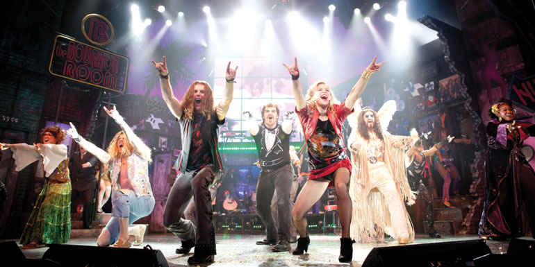 breakaway rock ages cruise show musical