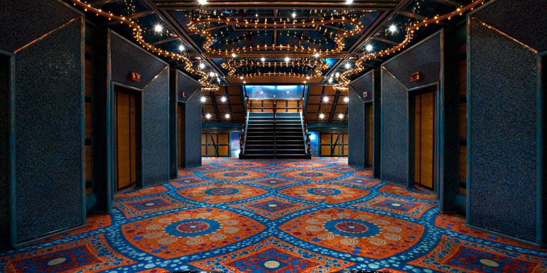 lobby elevators stairs cruise ship