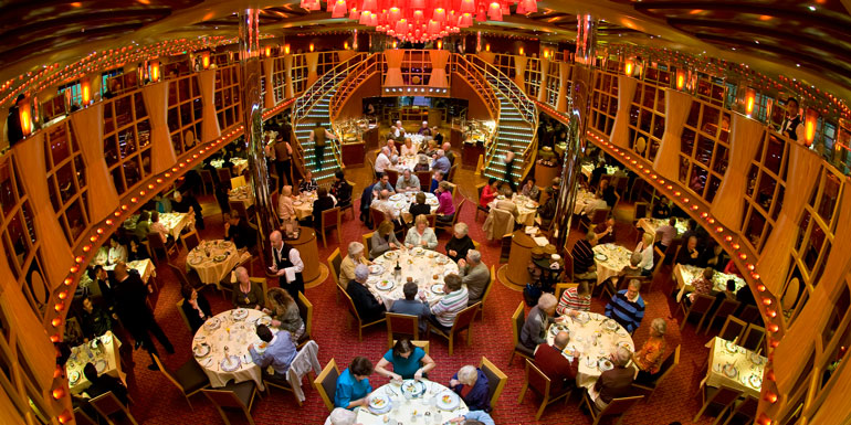 carnival main dining room