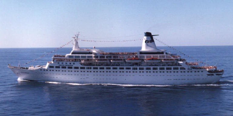 pacific princess love boat cruise ship