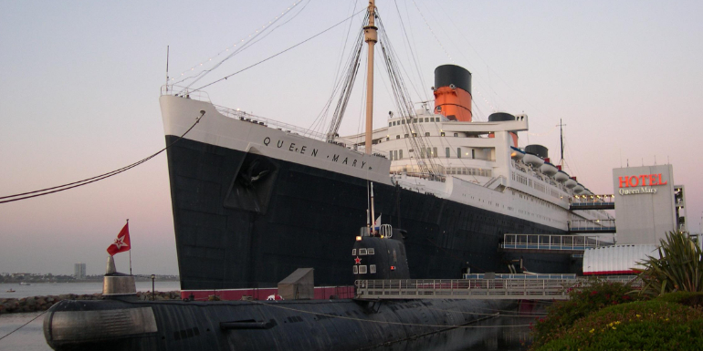 queen mary long beach hotel cunard
