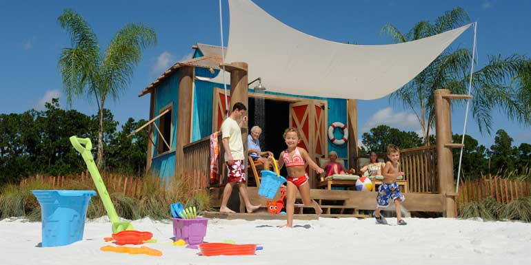 castaway cay disney private cabana rental