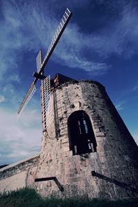 st croix windmill usvi frederiksted