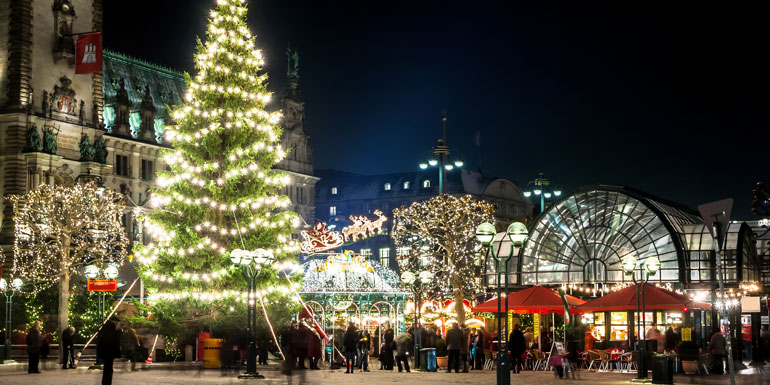 christmas market food cruise europe river