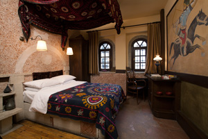 empress zoe hotel double room istanbul