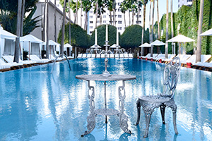 Delano Hotel pool miami florida