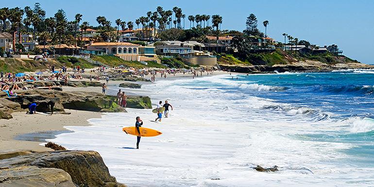 The Best Beach In San Diego Area