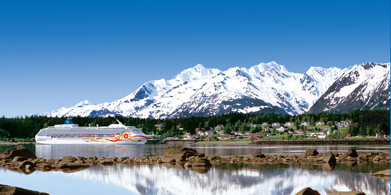 ncl norwegian alaska best time book