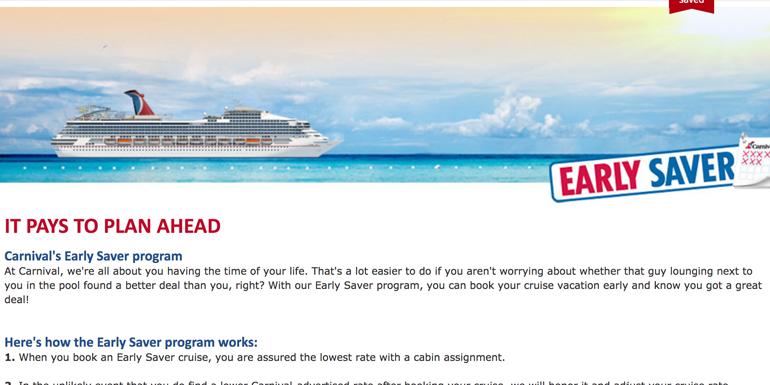 price drop cruise alert deal save