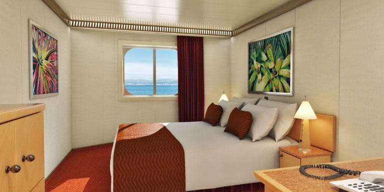 carnival magic oceanview inside cabin