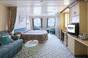 navigator of the seas family ocean view cabin