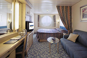 navigator of the seas large ocean view room