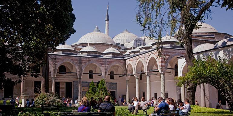 topkapi palace eastern mediterranean cruise tours