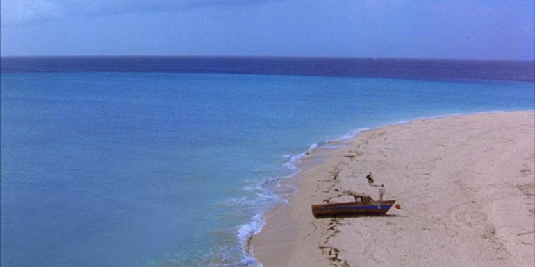 shawshank redemption cruise beach croix