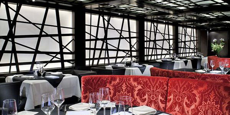 seabourn restaurant 2 best lines dining