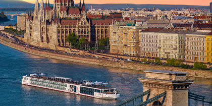 viking longship river cruise budapest