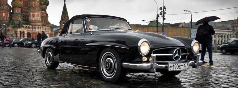 My luxury car of choice is: