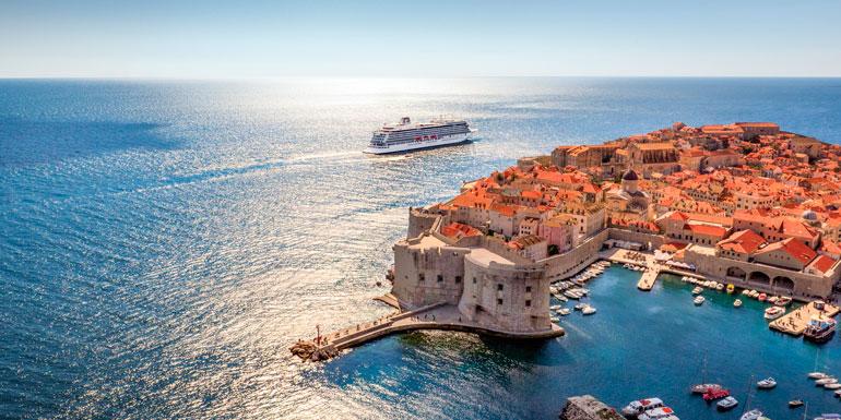viking ocean cruises sea dubrovnik itinerary