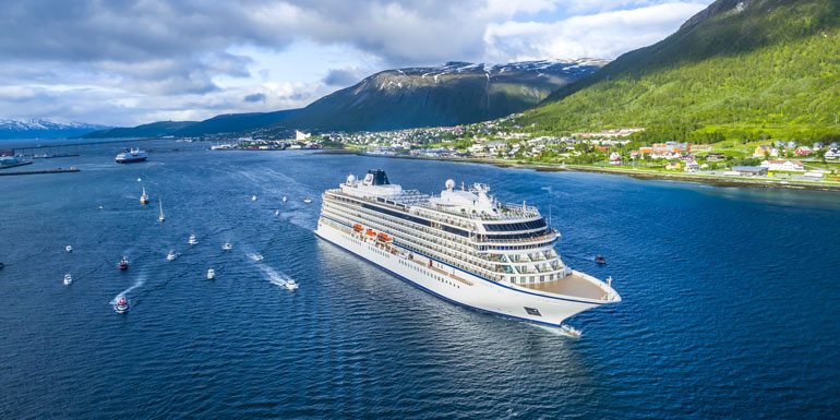 viking ocean cruises does differently