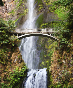 american empress oregon waterfall